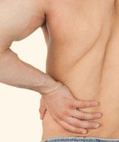 Man With Backache