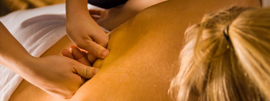 Release tension and reduce pain with our deep tissue massage.
