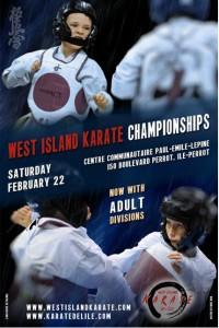 West Island Karate Event